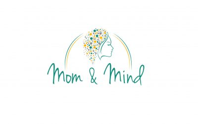 Hear Me Talk About the Mental Health of Moms on the Mom & Mind Podcast!